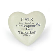 CATS, DOGS, PETS, PERSONALISED REMEMBRANCE Memorial Bereavement Grave Ornaments