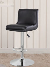 United Office Chair Adjustable Height Swivel Bar Stool with Cushion