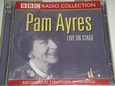 Pam Ayres - Live In Stage - BBC Radio Collecion CD New and SEALED