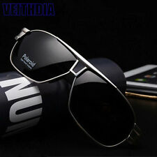 Polarized sunglasses Men's Driving glasses Aviator outdoor Sports UV400 Eyewear