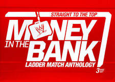 WWE: Straight to the Top - Money in the Bank Ladder Match Anthology (DVD) New