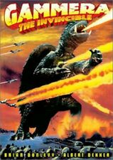 Gamera: The Invincible (DVD, 2003) 1965 Toho Creature Classic with Brian Donlevy