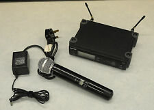 Shure Beta58a ULX Wireless Radio Microphone Complete Handheld System 2  865 MHz