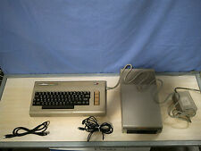 Commodore 64 Vintage PC, USED P01177075 w/ Floppy Drive