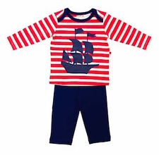 Baby/Kids Pyjamas - FREE & FAST SHIPPING - Boys Sailor Pyjamas