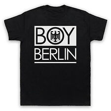 BOY BERLIN GERMANY UNOFFICIAL FASHION HIPSTER T-SHIRT MENS LADIES & KIDS SIZES