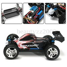 Wltoys A959 2.4G 4WD Off-road Vehicle Buggy Remote Control RC Scale 1:18 Car