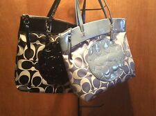 Coach Laura Signature Tote (F18335 new)
