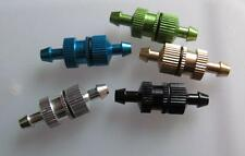 Alloy Inline Nitro Fuel Filter 1/10 or 1/8th Scale - 5 Colours To Choose From