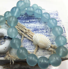 Natural Gemstone Round Spacer Loose Beads Wholesale 6-12mm Blue agate