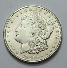 1921-S Morgan Dollar  BETTER DATE  Silver Coin, NO RESERVE  !!!