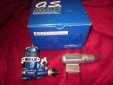 OS Max LA RC Radio Control Model Airplane Engine with Muffler
