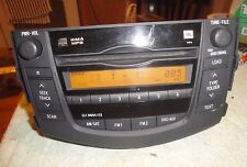 2006-2011 TOYOTA RAV4  RADIO CD CHANGER JBL 86120-42320 WARRANTY