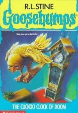Goosebumps: The Cuckoo Clock of Doom No. 28 by R. L. Stine (1995, Paperback)