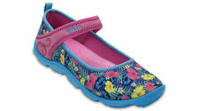 Crocs Kids Duet Busy Day Graphic Mary Jane