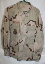 MILITARY FIELD Jacket Coat DESERT CAMO COMBAT CAMOUFLAGE US Air Force