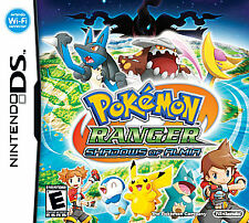 Y fold sealed classicly packed Pokemon Ranger: Shadows of Almia Nintendo DS