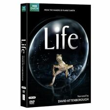Life, Excellent DVD, David Attenborough,