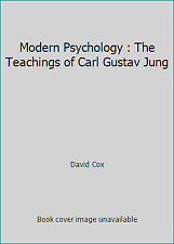 Modern Psychology: The Teachings of Carl Gustav Jung