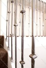 Stop & Stair Spindles ® - Wrought Iron Stair Spindles - Knuckle Designs