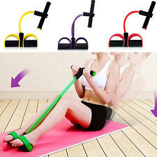 Foot Pedal Pull Rope Resistance Exercise Sit-up Fitness Yoga Equipment