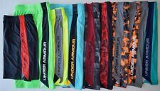 Boy's Youth Under Armour Heat Gear Loose Fit Athletic Shorts UPF