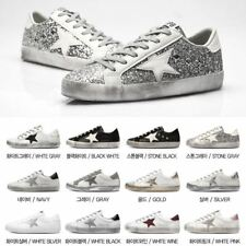 New SNRD SN161 Vintage Star Womens Lace Up Low Top Sneakers Trainers Skate Shoes