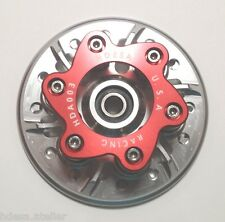 Ducati 748 916 Dry Clutch Pressure  Plate / Spring Spider Red-A2 Stainless Steel