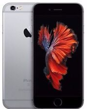 (Factory Unlocked) Apple iPhone 6S Plus - 12GB Smartphone Rose Gold Gray Silver/