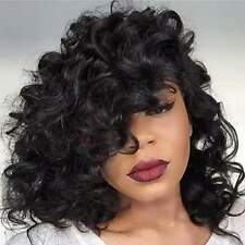 100% Remy Human Hair Baby Hair Wigs Lace Front /Full Lace Wig Curly Wave Wigs