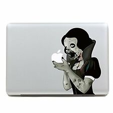 MacBook Snow White Zombie Sticker Decal For MacBook Pro Air All Sizes Snow White