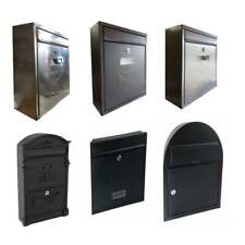 De Vielle Post Boxes in a range of styles and colours