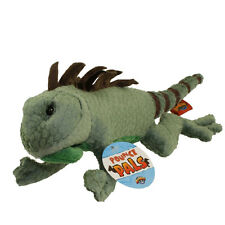 Adventure Planet Plush Pounce Pal - IGUANA ( 11.5 inch ) - New Stuffed Animal
