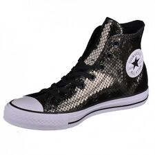 Converse CTAS Hi black/black/white Shoes Chucks Sneaker Special High 555966C