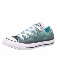 Converse CT OX Peacock green Chuck Shoes Chucks Sneaker 547290C Mint Print