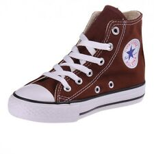 Converse CT A/S YTH Hi Shoes Chucks chocolate brown