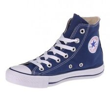 Converse All Star Hi Shoes Chucks navy white blue M962