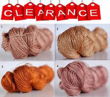 Clearance Sale 100% Silk Hand Embroidery Thread - Hand Dyed 1 Skein 50 Grams 6
