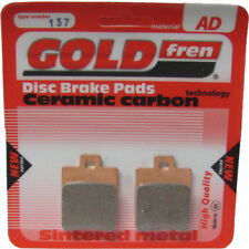 Front Disc Brake Pads for Piaggio Liberty 50 4T 2008 50cc  By GOLDfren
