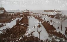 Cheshire New Brighton Victoria Gardens Old Photo Print - Size Select