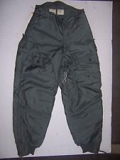 New CWU-18/P Extreme Cold Weather Military Insulated Pants Trousers sizes 30 32
