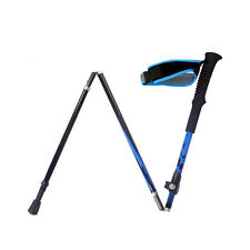 Carbon Fiber Adjustable Trekking Pole Ultra-light Telescopic Hiking Stick