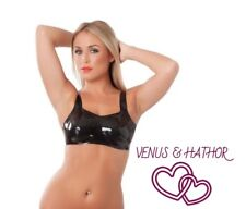 Latex Bra Sexy Rimba Latex Bra High Quality Natural Latex S-M-L Shiner Available