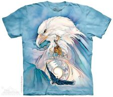 New The Mountain Peace At Last Eagle T Shirt