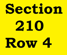 2 Tickets Harry Styles Pepsi Center Denver CO Tuesday July 3, 2018
