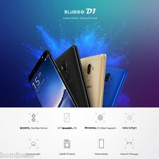 """Bluboo D1 3G Smartphone 5.0"""" Android 7.0 4Core 1.3GHz 2GB/16GB Dual Rear Cameras"""