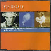 Boy George CD Single When Will You Learn [IMPORT] 7 Tracks FREE SHIPPING