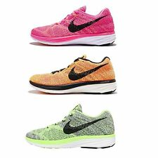 Wmns Nike Flyknit Lunar3 Womens Lunarlon Running Shoes Trainers Pick 1