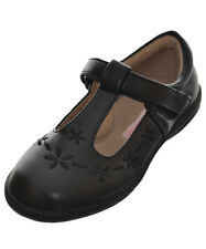 "Laura Ashley Girls' ""Flower Beds"" Mary Janes (Youth Sizes 13 - 3)"