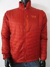 Mens M Mountain Hardwear Thermostatic Puffer Warm Insulated Jacket OM6745-838